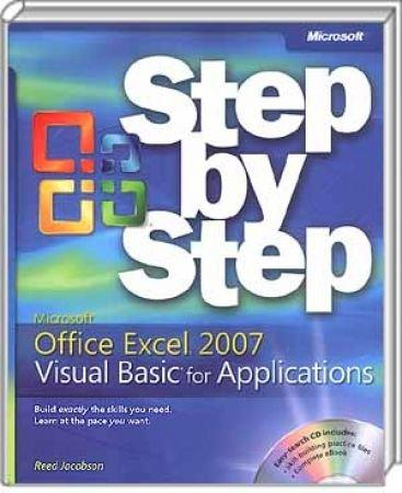 Microsoft Office Excel 2007 Visual Basic for Applications - Step by Step - Build exactly the skills you need. / Autor:  Jacobson, Reed, 978-0-7356-2402-3