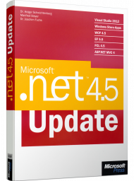 Microsoft .NET 4.5 Update, Best.Nr. MS-5468, € 29,90