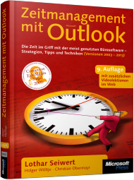 ms-5835, Zeitmanagement mit Microsoft Outlook von Microsoft-Press, 236 S., € 19,90 (ET 04/2013) 978-3-86645-835-2