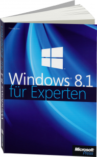 Microsoft Windows 8.1 f�r Experten, Best.Nr. MS-5836, € 19,90