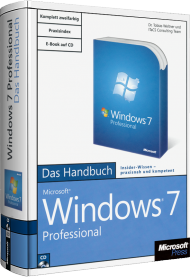 Microsoft Windows 7 Professional - Das Handbuch, Best.Nr. MSE-5129, € 19,90