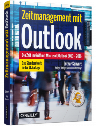 Zeitmanagement mit Outlook, ISBN: 978-3-96009-030-4, Best.Nr. OR-030, erschienen 11/2016, € 19,90
