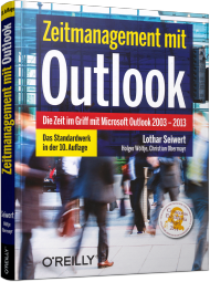Zeitmanagement mit Outlook, Best.Nr. OR-974, € 19,90
