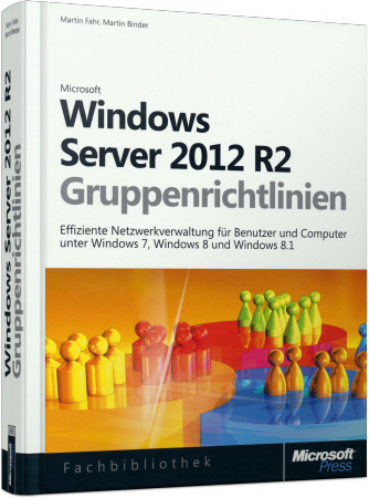 ms-5695, Windows Server 2012 R2-Gruppenrichtlinien von Microsoft-Press, 616 S., € 59,00 (ET 01/2014) 978-3-86645-695-2
