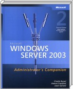 Microsoft Windows Server 2003 Administrators Companion, Best.Nr. MP-2047, € 25,00