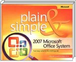 2007 Microsoft Office System Plain & Simple, Best.Nr. MP-2273, € 10,00