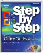 Microsoft Office Outlook 2007 Step by Step, Best.Nr. MP-2300, € 10,00