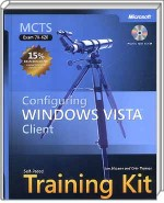 Configuring Windows Vista Client, Best.Nr. MP-2390, € 25,00