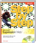 Microsoft Expression Web Step by Step, Best.Nr. MP-2440, € 10,00