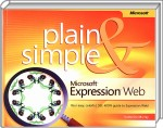 Microsoft Expression Web Plain & Simple, Best.Nr. MP-2519, € 10,00