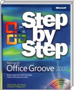 Microsoft Office Groove 2007 Step by Step, Best.Nr. MP-2523, € 10,00