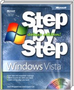 Windows Vista Step by Step Deluxe Edition, Best.Nr. MP-2532, € 10,00