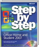 Microsoft Office Home and Student 2007 Step by Step, Best.Nr. MP-2560, € 10,00