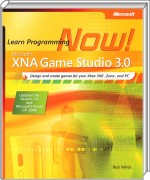 XNA Game Studio 3.0 - Learn Programming Now!, Best.Nr. MP-2658, € 10,00