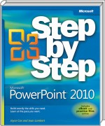 Microsoft PowerPoint 2010 Step by Step, Best.Nr. MP-2691, € 10,00
