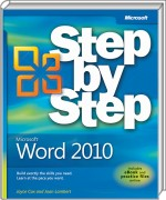 Microsoft Word 2010 Step by Step, Best.Nr. MP-2693, € 10,00