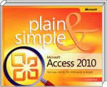 Microsoft Access 2010 Plain & Simple, Best.Nr. MP-2730, € 8,00