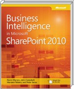 Business Intelligence in Microsoft SharePoint 2010, Best.Nr. MP-4340, € 18,00