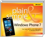 Windows Phone 7 Plain & Simple, Best.Nr. MP-4342, € 9,00