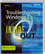 Troubleshooting Windows 7 Inside Out, Best.Nr. MP-4520, € 15,00