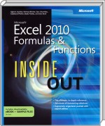 Microsoft Excel 2010 Formulas and Functions Inside Out, Best.Nr. MP-5802, € 25,00
