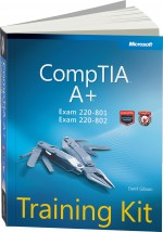 CompTIA A+ Training Kit, Best.Nr. MP-6268, € 24,00
