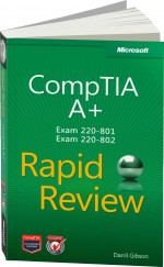CompTIA A+ Rapid Review, Best.Nr. MP-6682, € 10,00