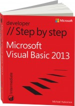 Microsoft Visual Basic 2013 Step by Step, Best.Nr. MP-6704, € 18,00