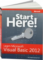 Start Here! Learn Microsoft Visual Basic 2012, Best.Nr. MP-7298, € 12,00