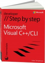 Microsoft Visual C++/CLI Step by Step, Best.Nr. MP-7517, € 17,00