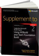 Supplement to Inside the Microsoft Build Engine, Best.Nr. MP-7816, € 6,00