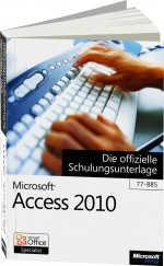 Microsoft Access 2010, Best.Nr. MS-5073, € 14,90