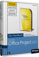 Microsoft Office Project 2007 - Das Handbuch, Best.Nr. MS-5109, € 49,90
