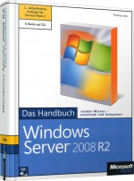 Microsoft Windows Server 2008 R2 mit SP1 - Das Handbuch, Best.Nr. MS-5139, € 59,00