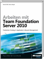 Arbeiten mit Team Foundation Server 2010, Best.Nr. MS-5441, € 39,90