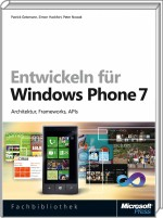 Entwickeln f�r Windows Phone 7, Best.Nr. MS-5462, € 39,90