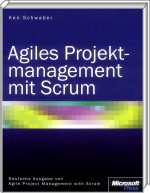 Agiles Projektmanagement mit Scrum, Best.Nr. MS-5631, € 29,90