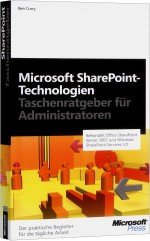 Microsoft SharePoint-Technologien, Best.Nr. MS-5633, € 34,90