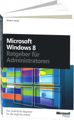 Microsoft Windows 8 - Ratgeber f�r Administratoren, Best.Nr. MS-5690, € 39,90