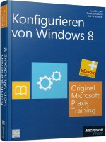 Konfigurieren von Windows 8, Best.Nr. MS-5697, € 69,00