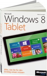 Microsoft Windows 8 Tablet, Best.Nr. MS-5833, € 19,90