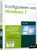 Konfigurieren von Windows 7 MCTS, Best.Nr. MS-5980, € 79,00