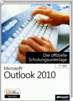 Microsoft Outlook 2010, Best.Nr. MSE-5072, erschienen 07/2011, € 11,90