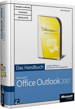 Microsoft Office Outlook 2007 - Das Handbuch, ISBN: 978-3-86645-318-0, Best.Nr. MSE-5106, erschienen 06/2007, € 27,90