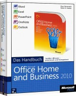 Microsoft Office Home and Business 2010 - Das Handbuch, Best.Nr. MSE-5140, erschienen 07/2010, € 19,90