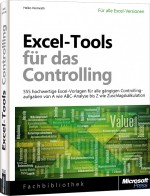 Excel-Tools f�r das Controlling, Best.Nr. MSE-5666, € 39,90