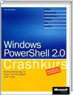 Windows PowerShell 2.0 - Crashkurs, Best.Nr. MSE-5667, € 23,90