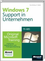 Windows 7 - Support in Unternehmen MCITP / MCSA, Best.Nr. MSE-5985, € 63,20