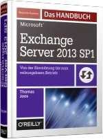 Microsoft Exchange Server 2013 SP1 - Das Handbuch, Best.Nr. OR-878, € 59,90