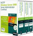 MS-5994, MCITP Windows Server 2008 R2 Server Administrator CorePack, Buch von Microsoft Press, 2.600 S., EUR 179,-- (ET 01/12) 978-3-86645-994-6
